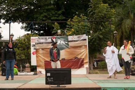 Arranca obra de teatro sobre el Nuevo Sistema de Justicia Penal