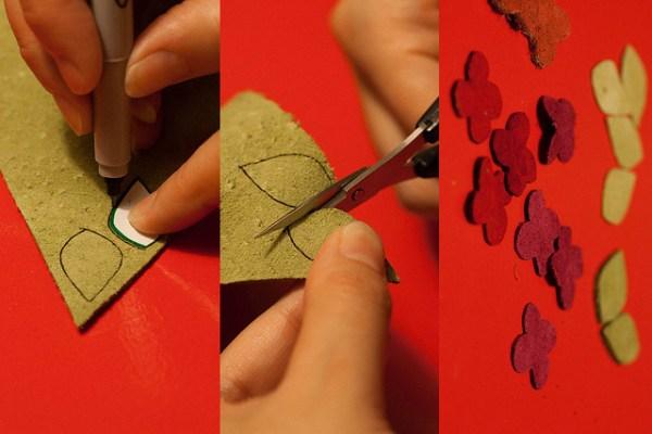 tracingcuttingleavesandflowers