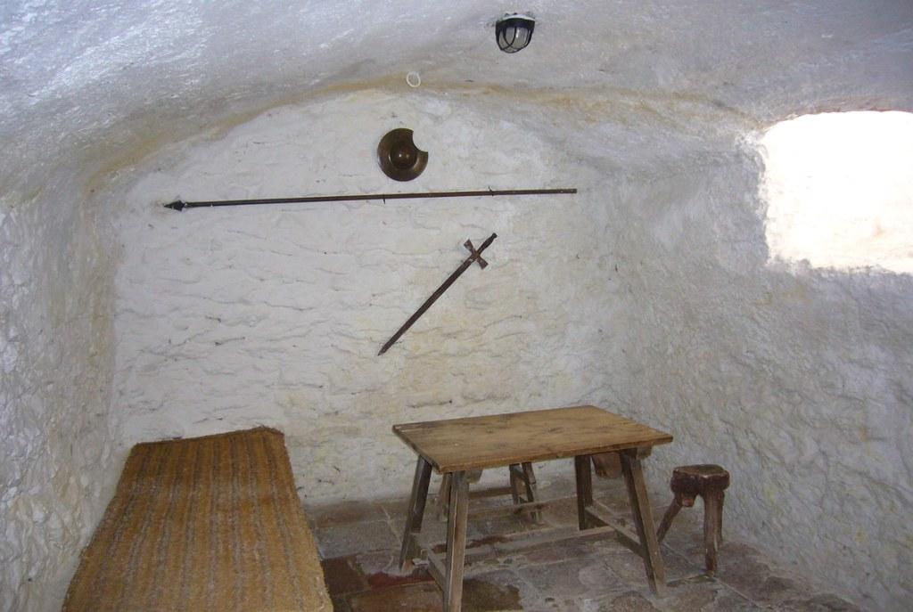 Cueva de Medrano. Argamasilla de Alba. Autor, Dilema