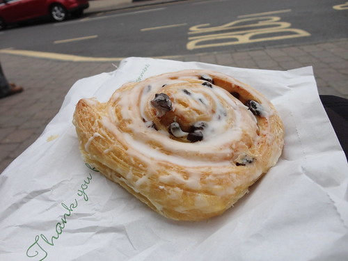 Danish pastry by South Downs MTB Skills