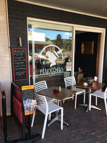 Pinocchio cafe, Bardwell Park