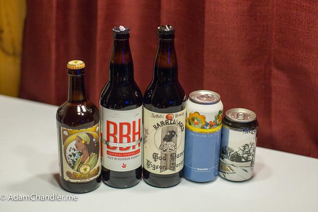 Beer Haul, 10-4-2016