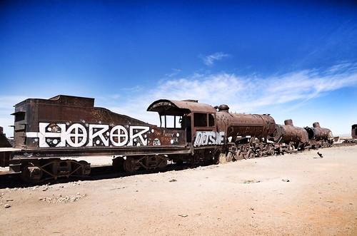 Horror train