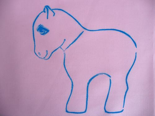 Urban Pony Exhibition Prep