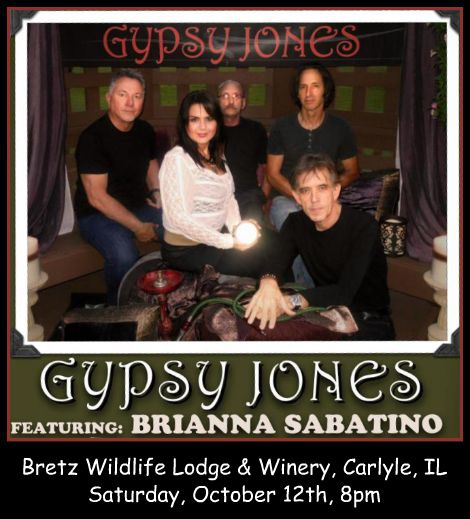 Gypsy Jones 10-12-13