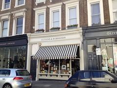 Lutyens and Rubintstein, Kensington Park Road, Notting Hill