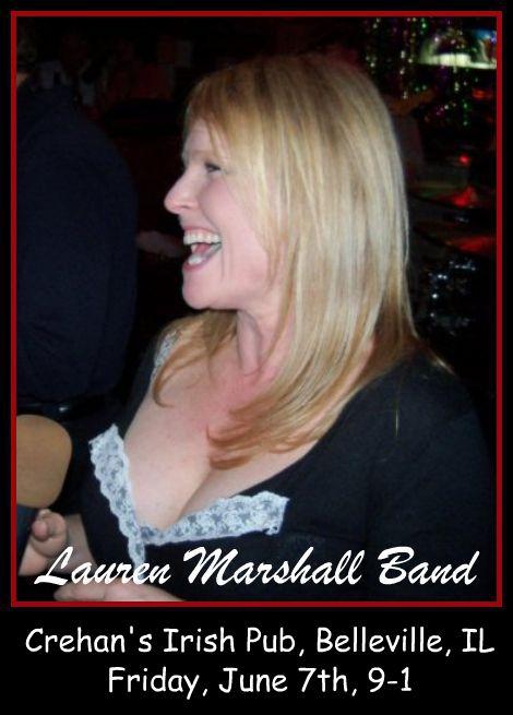 Lauren Marshall 6-7-13