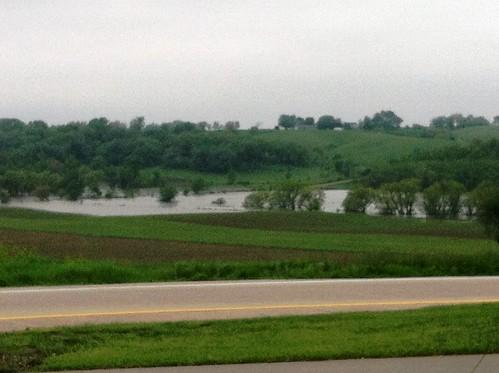 Newton Iowa Flooding 052613