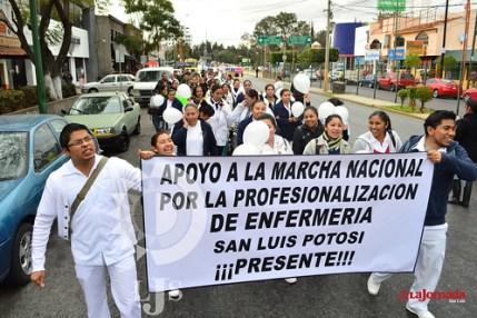 Profesionales de la enfermería