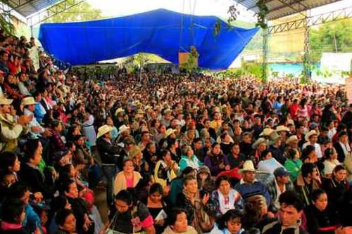 Crece frente contra las privatizaciones en sierra de Puebla