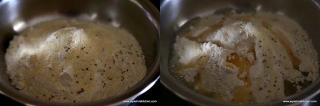 dough for samosa