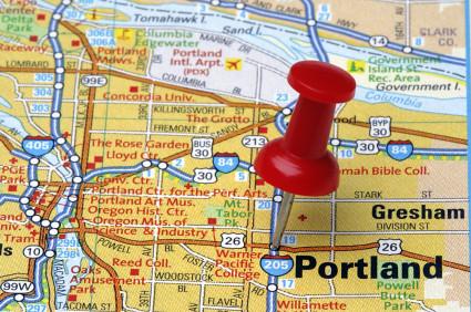 Portland-Oregon-Community-Map