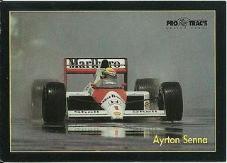 Senna Card