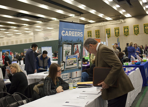 College of DuPage Hosts Career Fair 2015 23