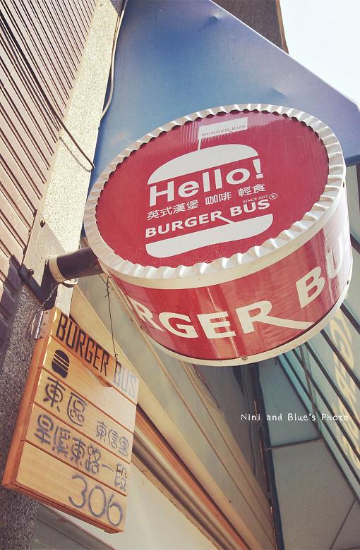 28127563093 6df884a559 b - 【熱血採訪】漢堡巴士Burger Bus 台中東區早午餐、咖啡,近旱溪夜市