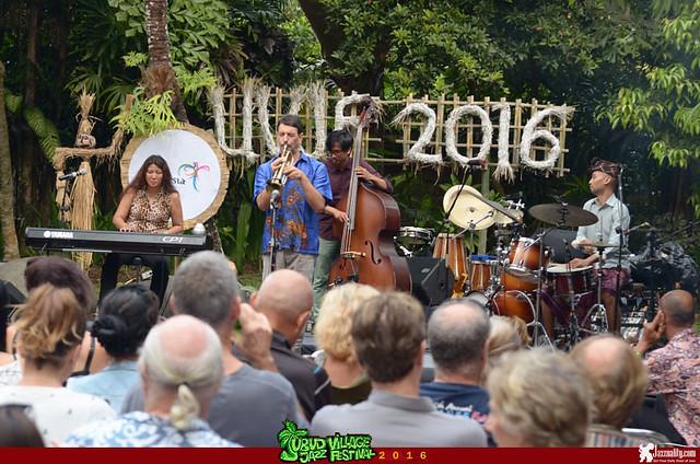Ubud Village Jazz Festival 2016 - Nita Aartsen Jean Sebastien (1)