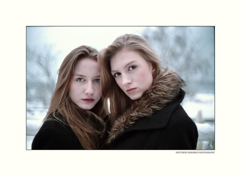 CineStill 800T in the Snow