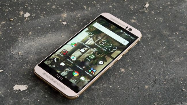 htc one m9 front
