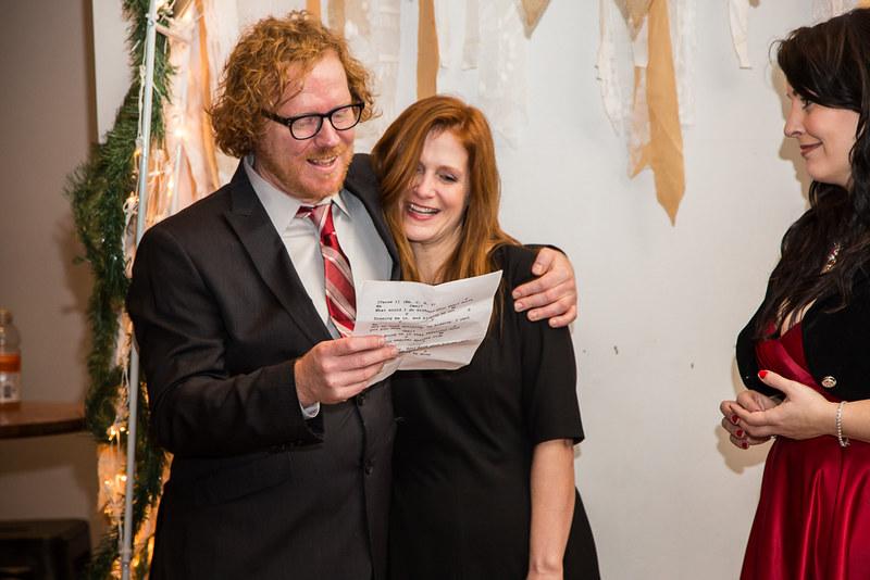 Seattle Winter wedding from @offbeatbride