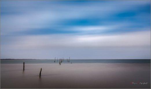 Rockanje, Noordzee