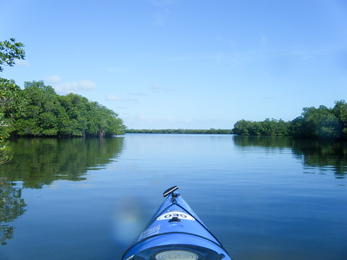 Indian River Paddling-10