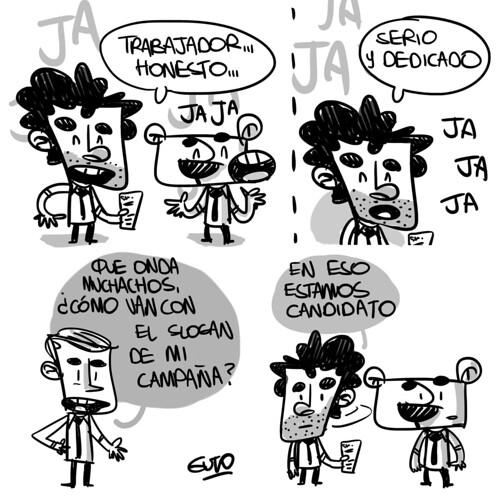 Chascarrillos electorales