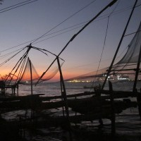 Backpacking India: New Year's Eve in Fort Kochi (Cochin)