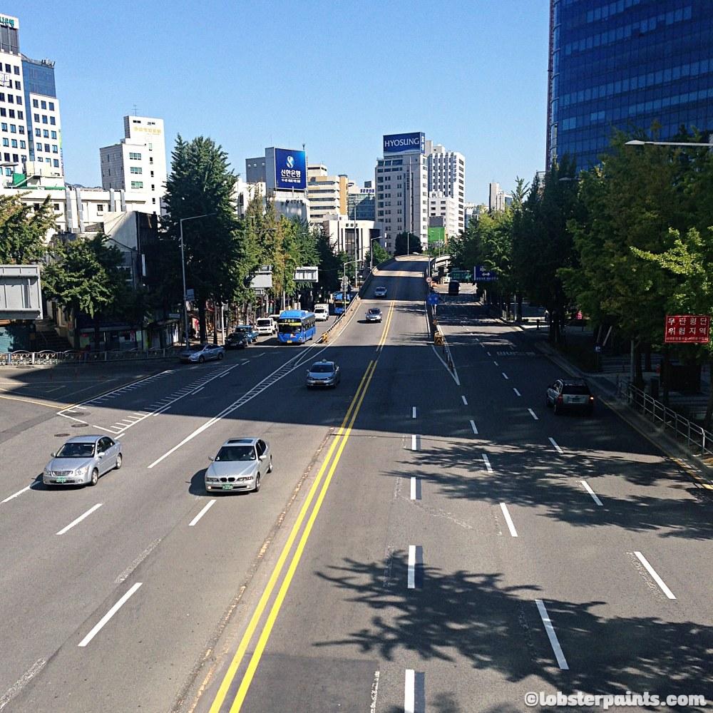 4 Oct 2014: Chungjeongno/ Seodaemun Station | Seoul, South Korea