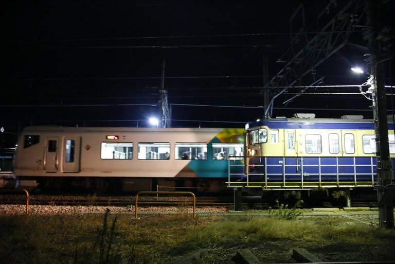 Series 115 Type 300 & Series E257 at Kobuchizawa