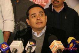 Inicia Eugenio Govea su campaña a la gubernatura; se hace el