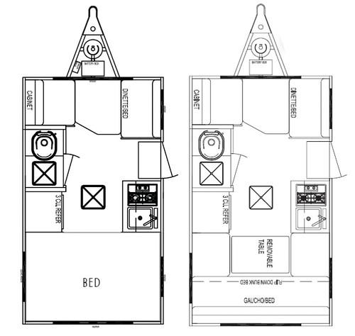 Serro Scotty HiLander - Floorplan