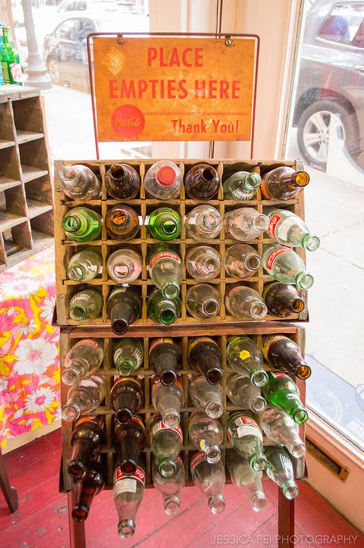 Empty Bottles Vintage Shop