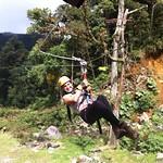 03 Viajfilos en Panama. Canopy en Boquete 08