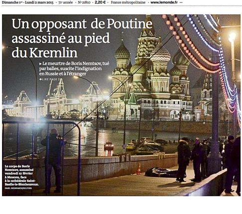 15b28 LMonde Asesinato resistente contra Putin