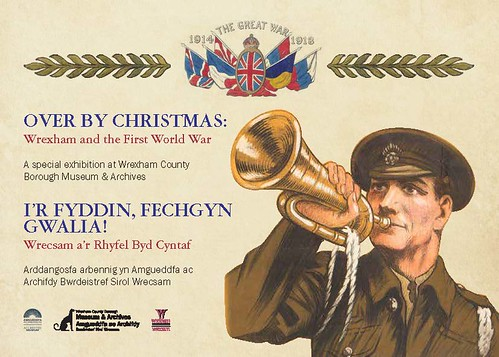 Over By Christmas Wrexham And The First World War WCBC