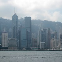First impression: Hong Kong
