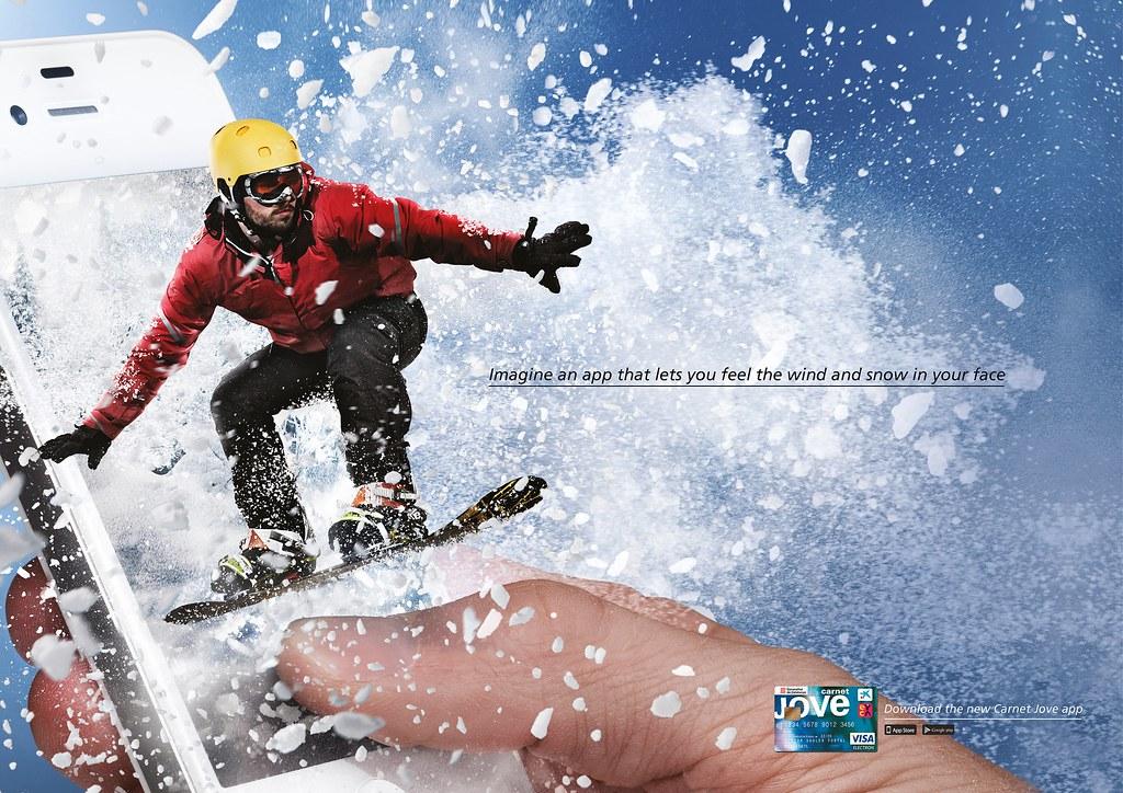 Carnet Jove - Snowboard