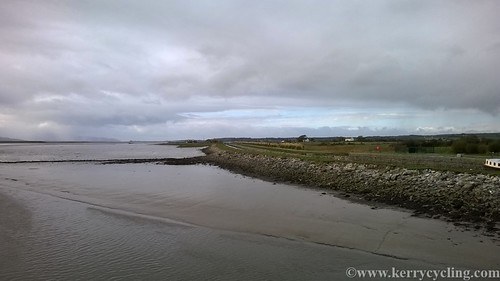 Tralee Bay from Blennerville bridge
