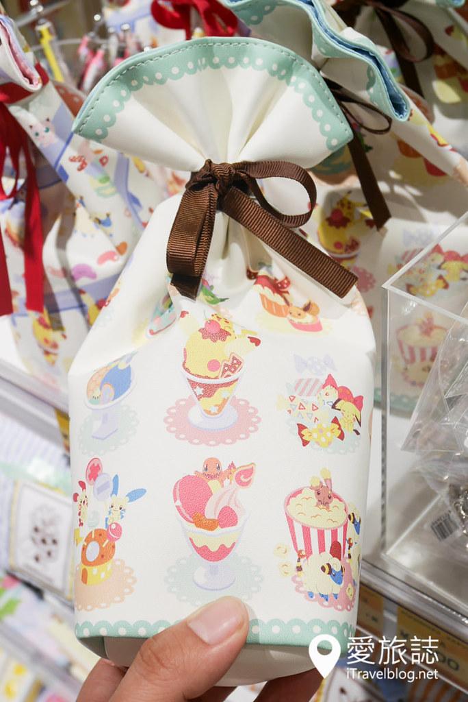 《京都必买推荐》皮卡丘专卖店:一次收服宝可梦限定商品