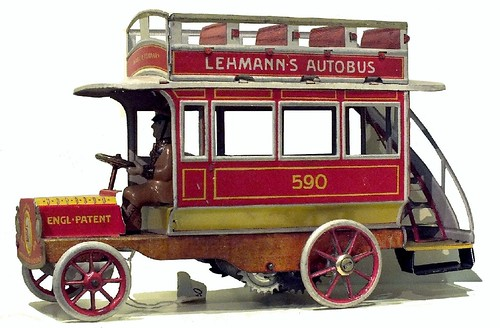 Lehmann autobus due piani