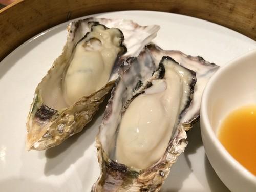 蒸し牡蠣 @渋谷KAIRI