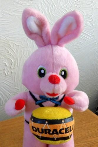 #TAL15 unaward bunny