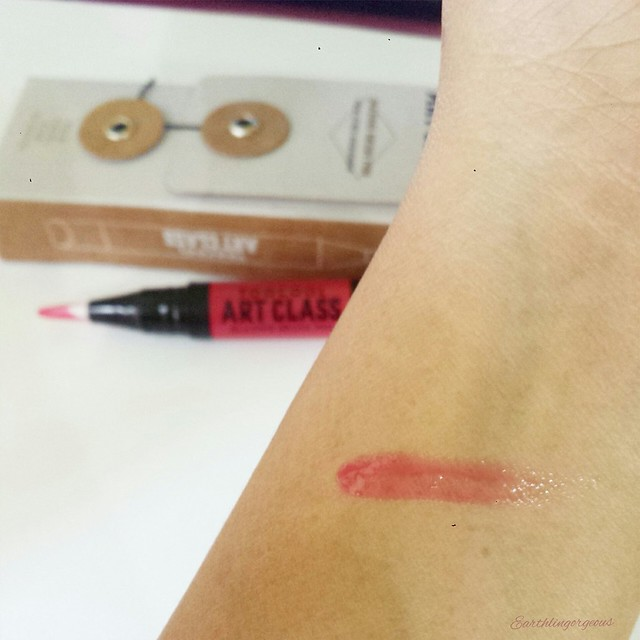 Swatch Party: Too Cool Art Class Glazing Brush Pen review