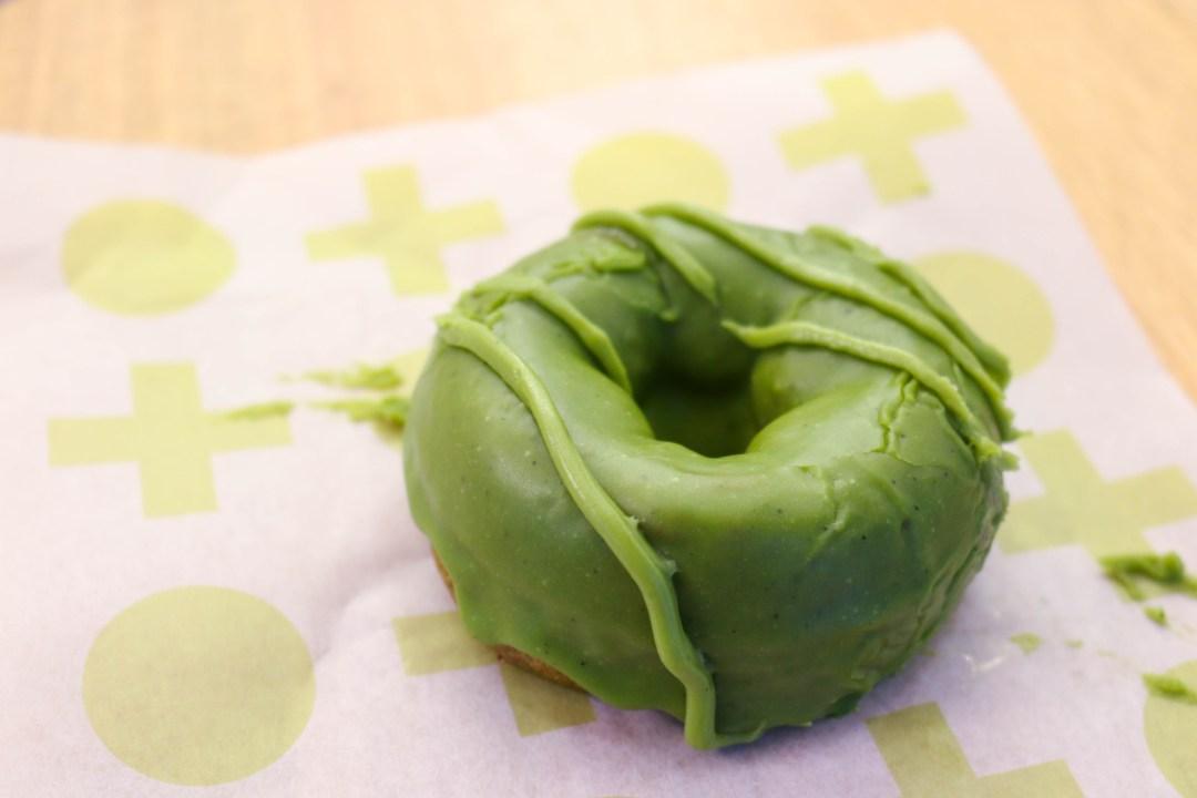 Triple Match donut