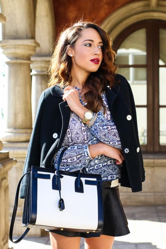 Elizabeth Keene A Keene Sense of Style Fashion Blogger Los Angeles Photography by Ryan Chua