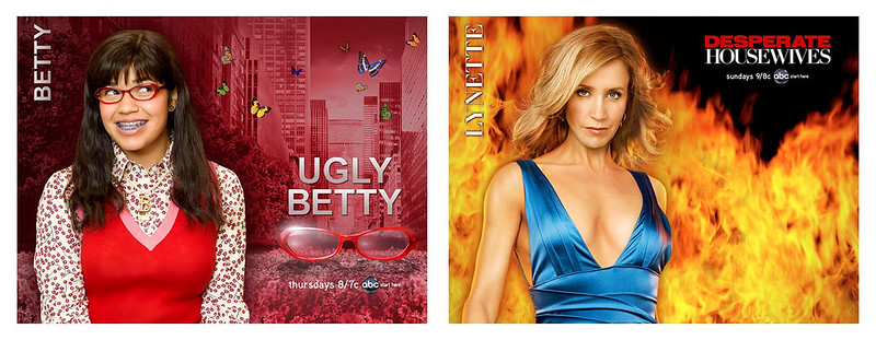 ABC.com   UGLY BETTY & DESPERATE HOUSEWIVES Wallpapers