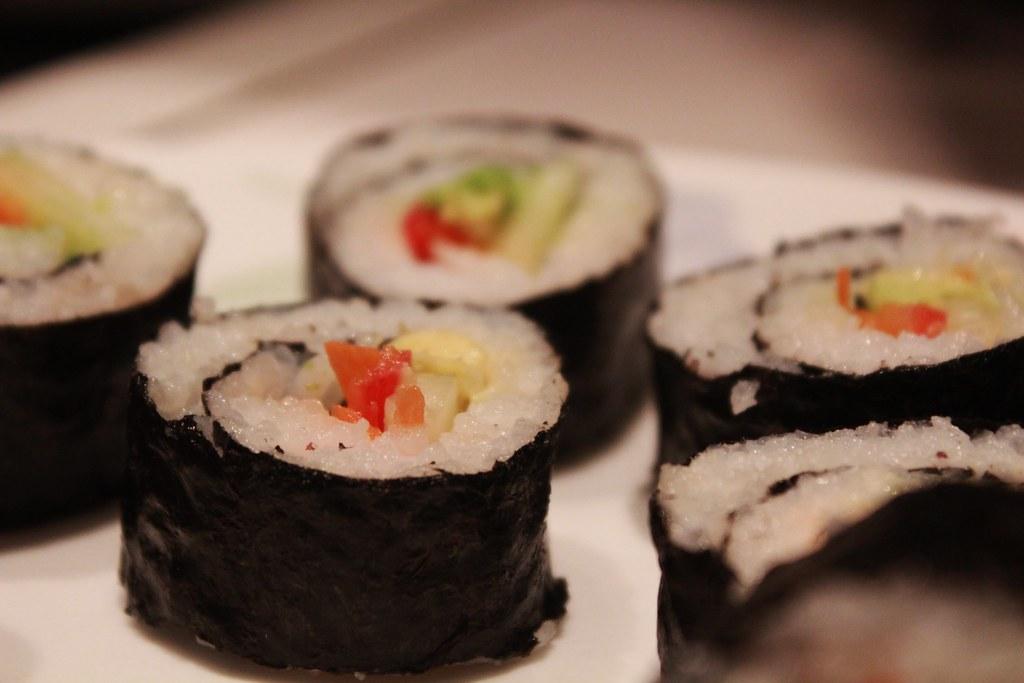 Imagen gratis de sushi