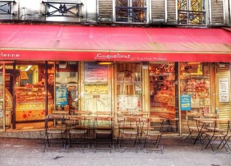 Coquelicot, Parigi