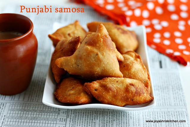 Punjabi-aloo samosa