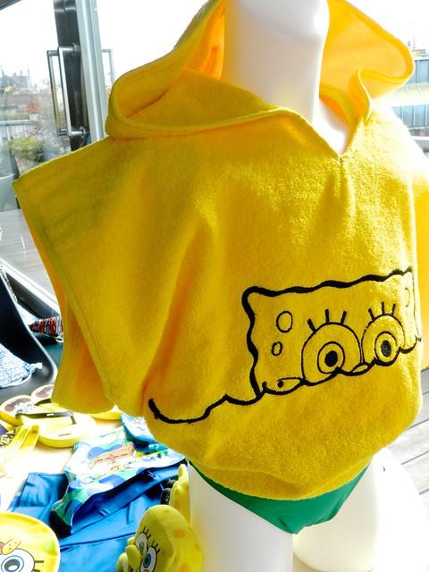 spongebob-accappatoio